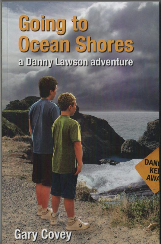 Going to Ocean Shores, A Danny Lawson adventure Featuring the Oregon Coast